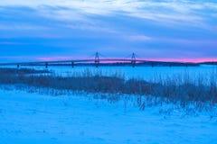 Ponte de Decho imagem de stock