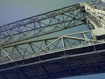 Ponte de elevador aérea Imagem de Stock Royalty Free