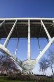Ponte de Fremont em Portland, Oregon Foto de Stock