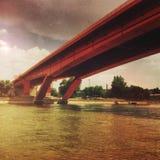 Ponte de Gazela imagem de stock