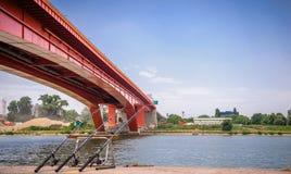 Ponte de Gazela Foto de Stock