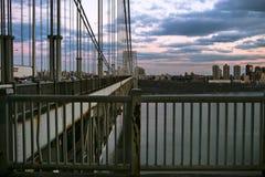 Ponte de George Washington Fotos de Stock Royalty Free