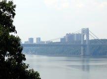 Ponte de George Washington Imagens de Stock