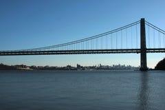 Ponte de George Washington Fotografia de Stock Royalty Free