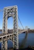 Ponte de George Washington Foto de Stock Royalty Free