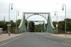 Ponte de Glienicker em Potsdam Fotos de Stock Royalty Free