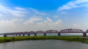 A ponte de Hardinge Foto de Stock