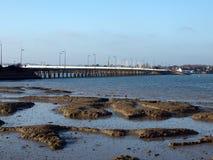 Ponte de Hayling Imagens de Stock