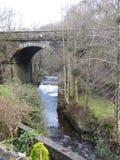 Ponte de Helmshore fotos de stock