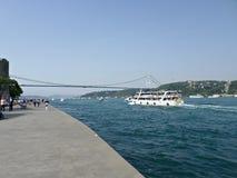 Ponte de Istambul Boshorus Imagens de Stock Royalty Free