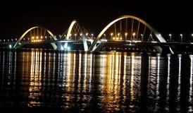 Ponte de JK Imagem de Stock Royalty Free
