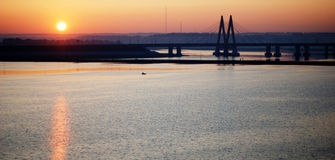 Ponte de Kazan Imagens de Stock