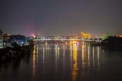 A ponte de Keane imagens de stock