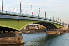 Ponte de Kennedy Fotos de Stock Royalty Free