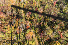 Ponte de Kinzua Fotos de Stock