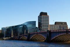 Ponte de Lambeth Fotografia de Stock