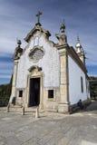 Ponte de Lima —kyrka av Santo Antonio Royaltyfri Fotografi
