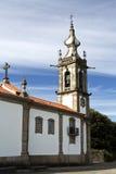 Ponte de Lima —kyrka av Santo Antonio Royaltyfria Foton