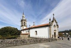 Ponte de Lima †'kościół Santo Antonio Zdjęcie Stock