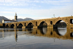 Ponte de lima Royalty Free Stock Photography