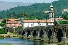 Ponte de Lima Stock Photo