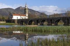 Ponte de Lima - Portugal stock photo