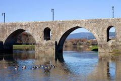Ponte de Lima Royalty Free Stock Photo