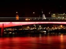 Ponte de Londres Fotografia de Stock Royalty Free