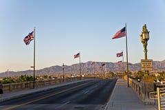 Ponte de Londres em Lake Havasu Imagens de Stock Royalty Free