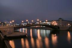 Ponte de Luzhkov Imagem de Stock