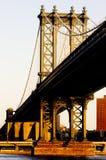 Ponte de Manhattan Imagens de Stock Royalty Free