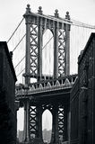 Ponte de Manhattan Foto de Stock Royalty Free