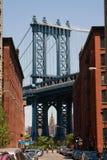 Ponte de Manhattan foto de stock