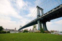 Ponte de Manhattan em New York Foto de Stock Royalty Free