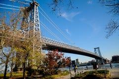 Ponte de Manhattan em New York Imagem de Stock