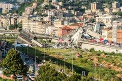 Ponte de Morandi fotos de stock royalty free