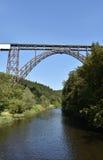 Ponte de Muengsten Imagem de Stock Royalty Free