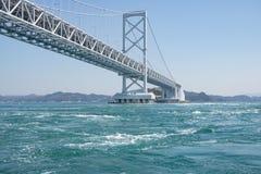 Ponte de Naruto, Tokushima Japão Foto de Stock