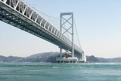 Ponte de Naruto, Tokushima Japão Fotos de Stock Royalty Free