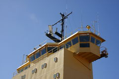 Ponte de navios 2 Foto de Stock