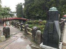 Ponte de Nikko Shinkyo Fotos de Stock Royalty Free