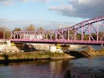 Ponte de Odra fotografia de stock