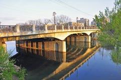 Ponte de Oradea Fotos de Stock Royalty Free