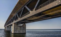 Ponte de Oresund foto de stock