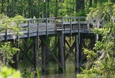 Ponte de passeio fotos de stock