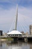 Ponte de pedestre Imagens de Stock Royalty Free