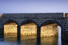 Ponte de pedra. Imagem de Stock Royalty Free