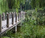 A ponte de pedra Fotografia de Stock Royalty Free