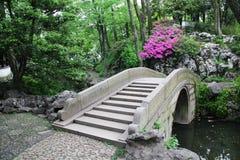 Ponte de pedra do arco Fotografia de Stock Royalty Free
