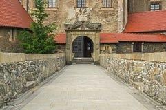 Ponte de pedra histórica Imagens de Stock Royalty Free